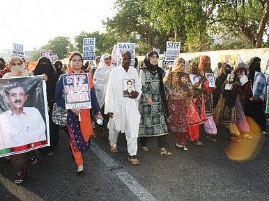 Silencing the Lone Voice on Balochistan's Missing Persons