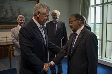 India, Thailand Seek Expanded Defense Ties