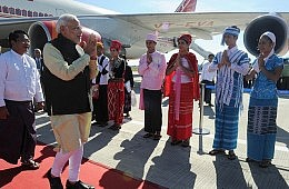 India-Japan 'Soft Power' Cooperation in Myanmar