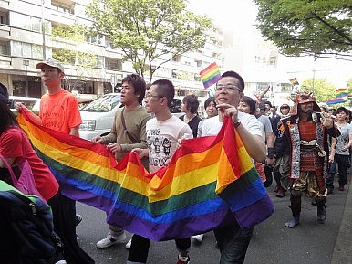 Shibuya Takes Japan a Step Forward on Marriage Equality