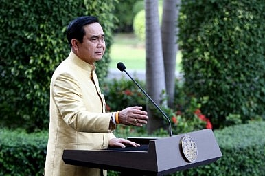 Thailand's Junta Chief Pledges New Elections in 2017
