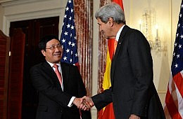 A Breakthrough in US-Vietnam Relations