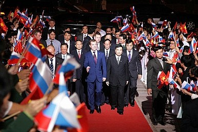 Vietnam, Thailand, and Russia's 'Pivot' East