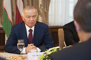 Succession Question Looms Larger Than Ever as Uzbek Government Confirms President Hospitalized