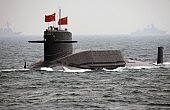Chinese Nuclear Subs in the Indian Ocean