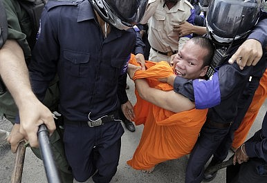 Cambodian Activists Released