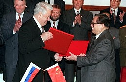 Sino-Russian Relations and the Lessons of 1996