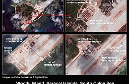 Missiles and Signals in the Paracel Islands