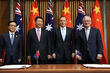 Australia Caught in Middle of US-China Power Tussle