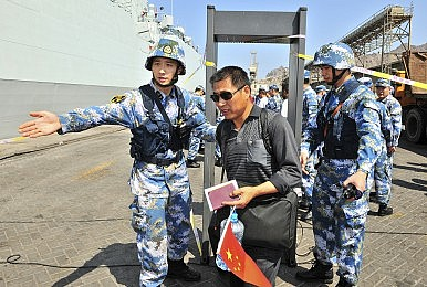 Just How Far Would China Go to Protect Its Citizens?