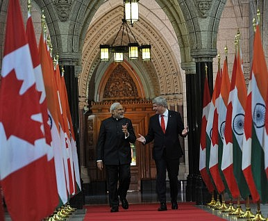 India Secures Uranium Supply Deal With Canada