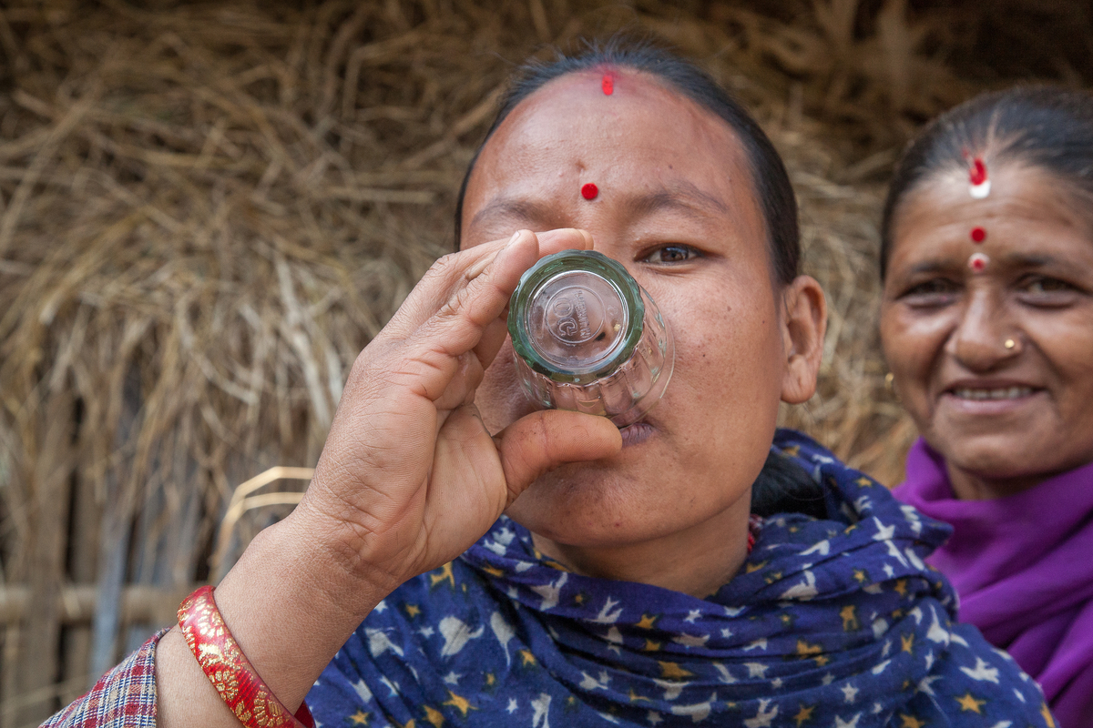 Addressing Nepal's Water Crisis