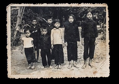 Found Cambodia: Pictures of the Past