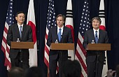US Tries to Get Japan, South Korea to Put the Past Behind Them
