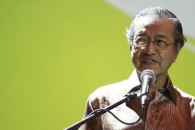 Mahathir Versus Najib