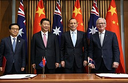 'Fear and Greed': A Closer Look at Australia's China Policy