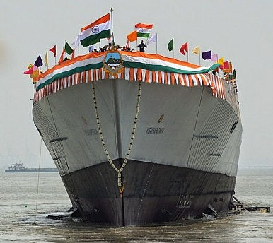 China Beware: Here Comes India's Most Powerful Destroyer