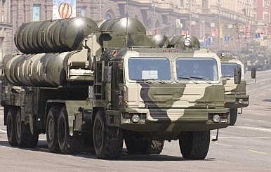 India, Russia to 'Soon' Set Delivery Date for S-400 Missile Air Defense Systems