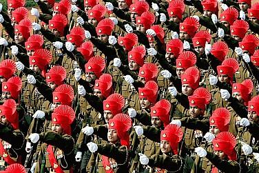 'Arma Virumque Cano' - Parades and Militarism in Asia