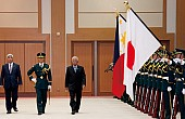 Japan Wins New Philippine Defense Deal