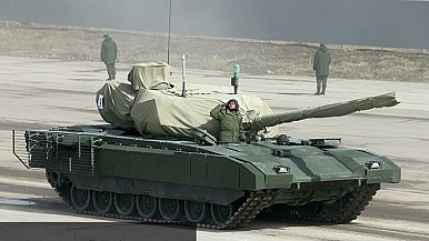 Revealed: Russia's Deadly New Tank Force