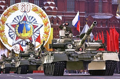 Which Central Asian Leaders Are Attending Russia's Military Parade?