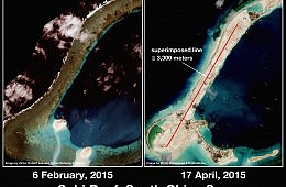 South China Sea: China's Unprecedented Spratlys Building Program