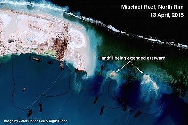 Mischief Reef Close up north rim 2.6MB 4-13-2015_GE_50cm_Ortho_ColorBalance-2