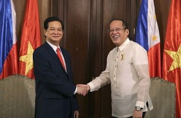 Philippines and Vietnam Rapidly Building Strategic Partnership
