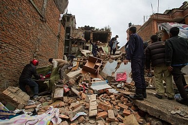 Survival in the Disaster Zone: Nepal's Arduous Recovery