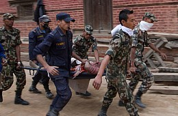 After Devasating Earthquake, China Rushes Aid to Nepal