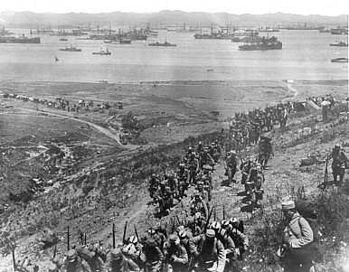 Gallipoli campaign essays
