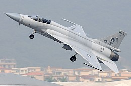Pakistan's JF-17 Fighter Jet to Be Upgraded With Chinese Radar
