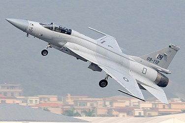 China Will Supply Pakistan With 110 New JF-17s
