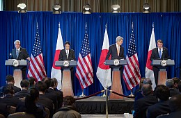 China Decries New US-Japan Defense Guidelines