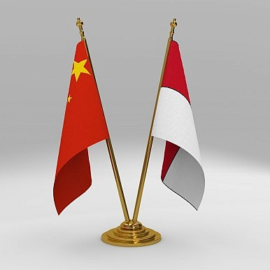 China Is Now One of Indonesia's Top Ten Investors