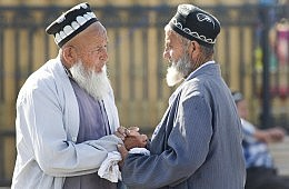 Tajikistan to Local Police: Stop Forcibly Shaving Muslims