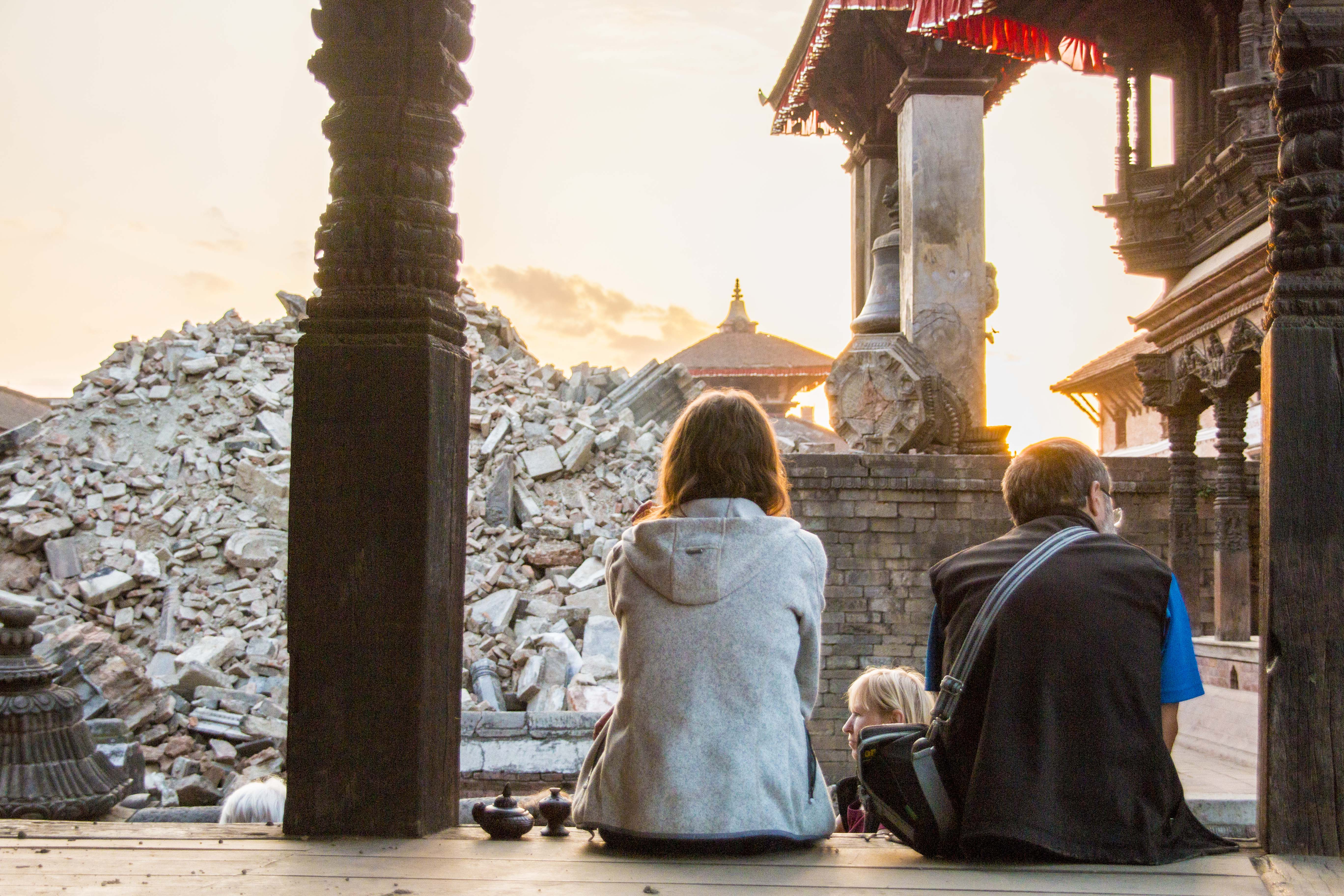 nepal tragedy The disastrous earthquake in nepal was large, but geophysicists knew it was coming, writes scientist colin stark.