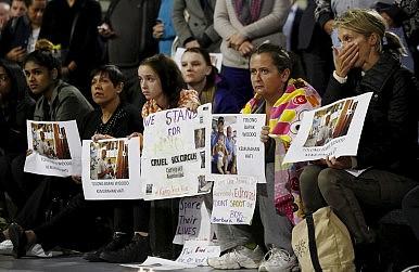 Indonesia Executions Strain Ties With Australia