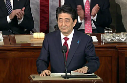 Hope and History: Shinzo Abe's Speech to Congress