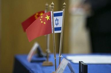 An Israeli Lobby in China?