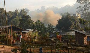 Myanmar's Elusive Peace