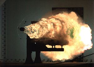 US Navy's Deadly New Gun Won't Be Ready for Some Time
