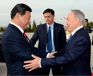 China Looks to Central Asia as an Economic Alternative