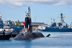 Tokyo's Subs Might Not Be Best Option for Australia