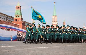 How Is Central Asia Celebrating Victory Day?