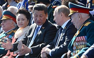China-Russia: US Leadership in Global Geopolitics