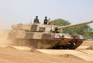 Breakdown: What's Happening With India's Tank Force?