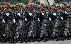 Cost Disease in China's Military