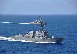 US Encroachments in the South China Sea: What Would China Do?